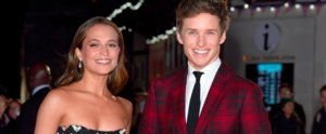 Eddie Redmayne's Oscar Advice to Alicia Vikander Is as Adorable as You Suspected