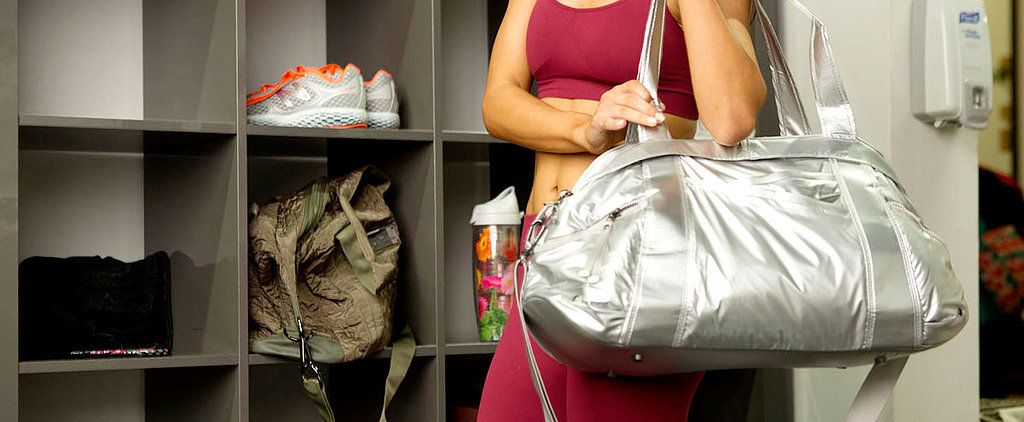 The 12 Items I Always Have in My Gym Bag