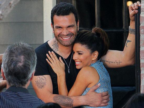 A Desperate Housewives Reunion! Eva Longoria's Onscreen Husband Ricardo Chavira Guest Stars on Telenovela