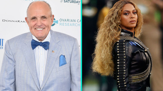 Former New York Mayor Rudy Giuliani Slams Beyonce's Super Bowl 50 Halftime Performance: 'It Was Outrageous'