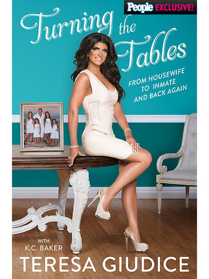 Exclusive Book Excerpt: Teresa Giudice Describes the Excruciating Moment She Had to Leave Her Children to Report to Prison