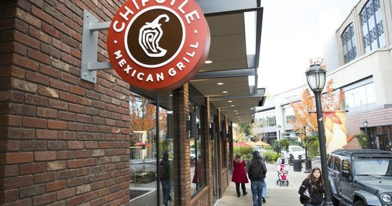 You Can't Get Chipotle For Lunch Today