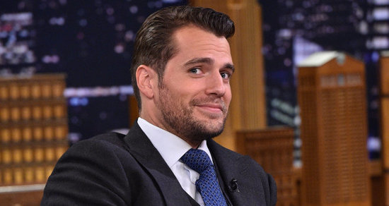 Henry Cavill Posts Shirtless 'Superman Training' Photo, Internet Faints