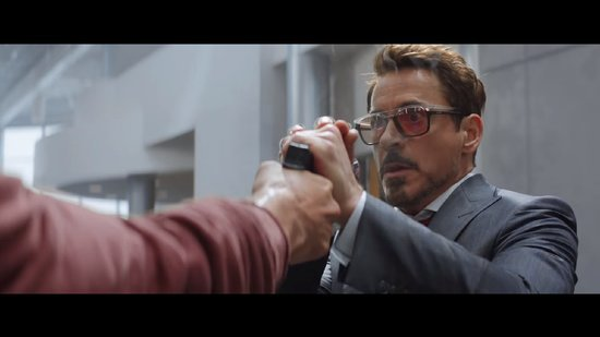 Tony Stark featured in Super Bowl TV Spot for Captain America: Civil War