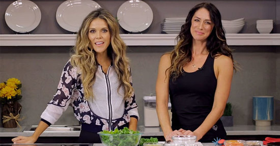 A Sweet and Spicy Kale Salad from the Tone It Up Girls