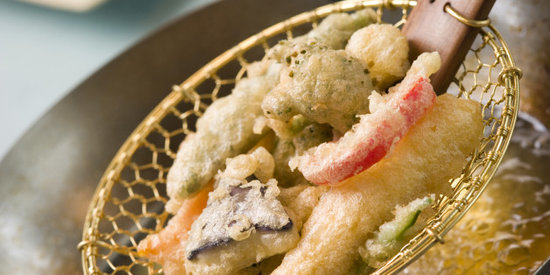 Good News: Science Says Deep Frying Veggies Is Good For Your Health
