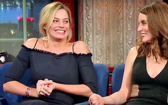 FROM EW: Margot Robbie Gave Someone a Misspelled Suicide Squad Tattoo