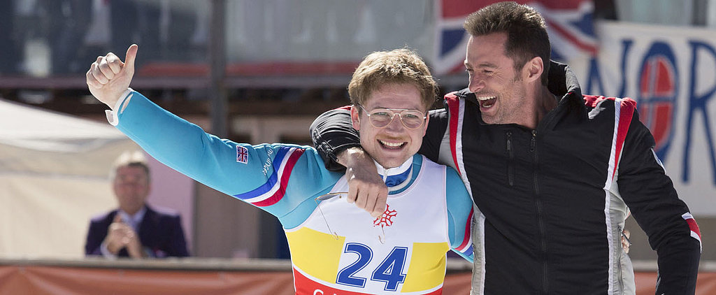 The Inspiring True Story Behind Hugh Jackman's New Film, Eddie the Eagle