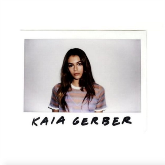 Kaia Gerber Joins The Alexander Wang Squad