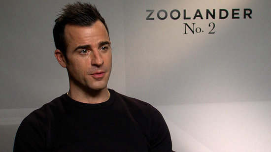 Justin Theroux Says Jennifer Aniston Doesn't Understand His Favorite Style Obsession