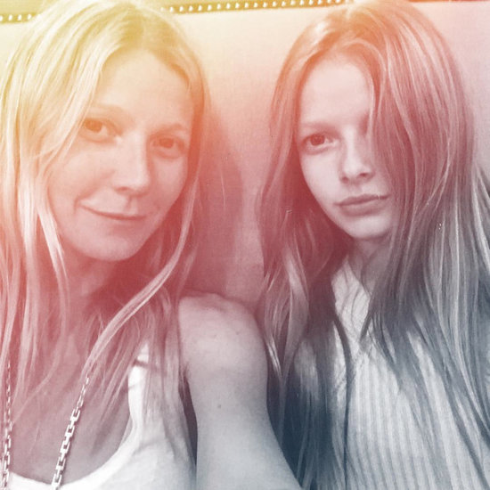 Proof Gwyneth Paltrow's Daughter Is A Model In The Making