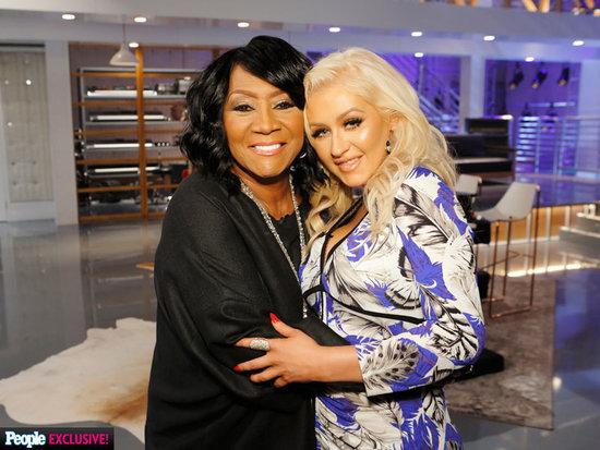 Patti LaBelle Joins The Voice as Christina Aguilera's Advisor