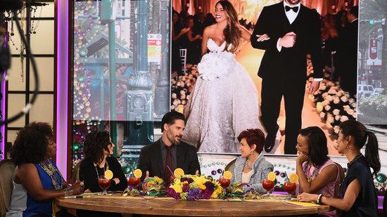 Joe Manganiello Says He 'Loves' Married Life With Sofia Vergara, Shows Off Mom's NSFW 'Magic Mike' Shirt