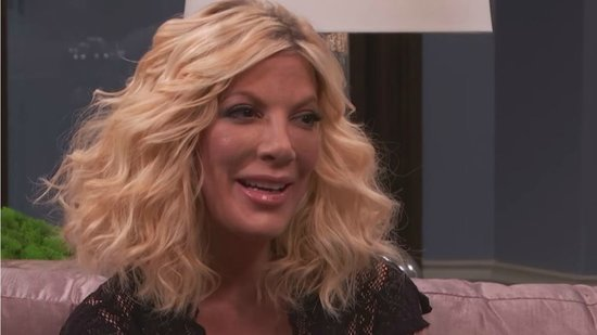 Tori Spelling Reveals Her Drunk Antics: My 'Cray Cray' Alter Ego 'Pees Anywhere'