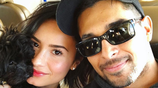 Demi Lovato Goes Makeup-Free for Wilmer Valderrama on Adorable Date Night