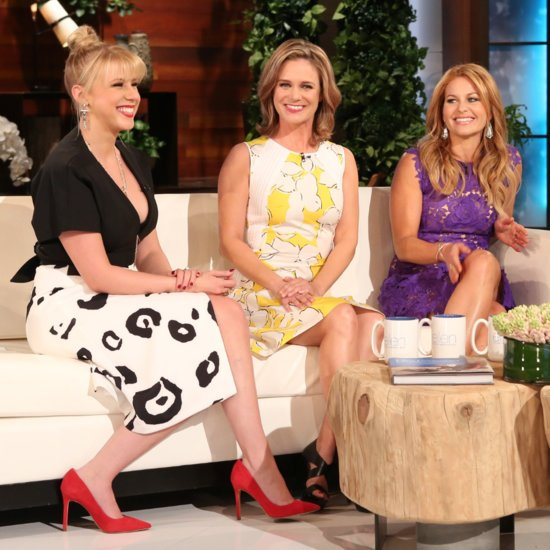 Fuller House Cast on The Ellen DeGeneres Show February 2016