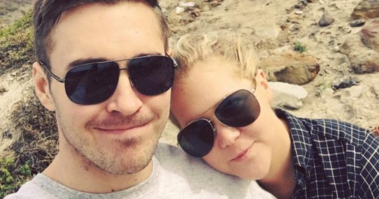 Amy Schumer And Ben Hanisch Continue To Be Ridiculously Cute On Instagram