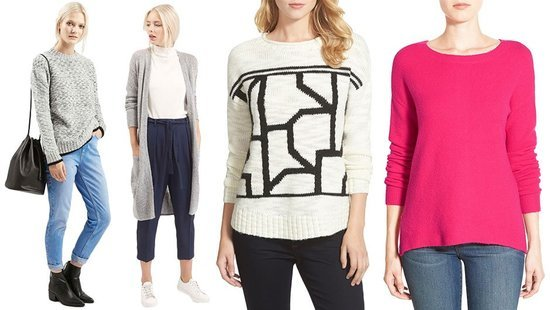 Nordstrom's $24 Sweater Sale Is Honestly The Perfect #TuesdayTreat