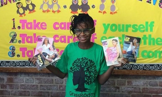 Marley Dias's Book Drive For Black Girls Is Officially A Huge Success