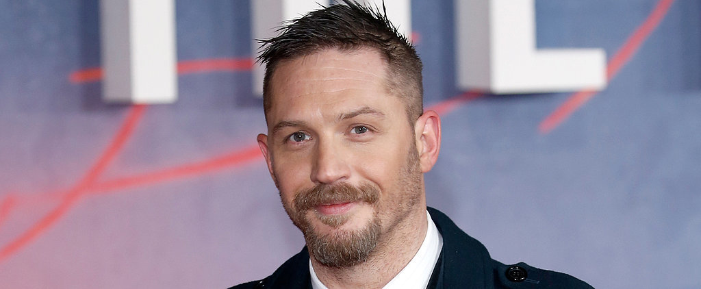 Tom Hardy Goes Full-Frontal on the Set of His New Movie