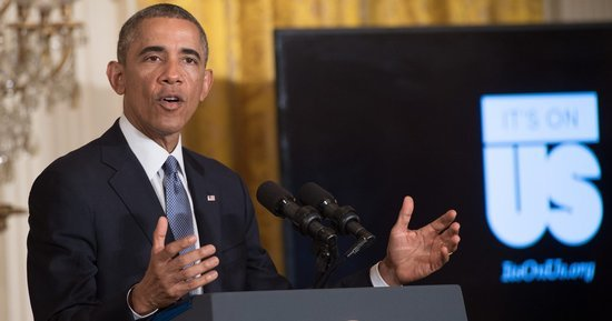 Obama Administration Plan Would Cut Backlog Of Campus Rape Investigations