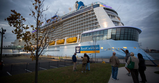 Passengers Documented Rocky Ride As Cruise Ship Headed Into Storm