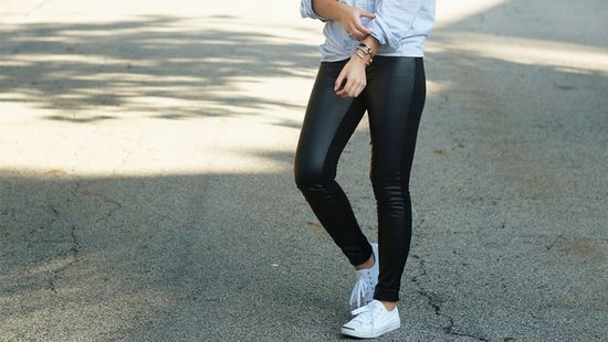Club Monaco's Cult Leggings Are On Sale Starting At Just $28 Today