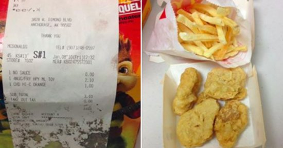 This McDonald's Happy Meal Hasn't Been Touched In 6 Years