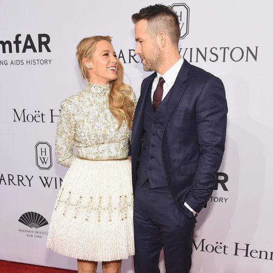 Ryan Reynolds and Blake Lively at amfAR Gala in NYC 2016