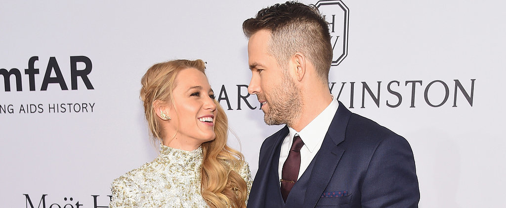 Blake Lively and Ryan Reynolds Enjoy a Glamorous Night Out at the amfAR Gala