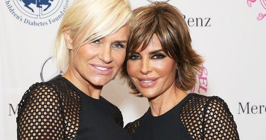 Lisa Rinna Continues Lyme Disease Drama With Yolanda Foster on Twitter: 'I Was Your Scapegoat'