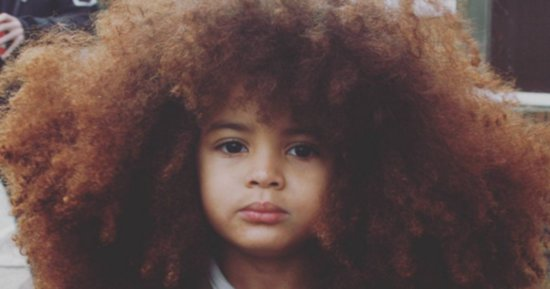 This 4-Year-Old Has The Best Head Of Hair We've Ever Seen