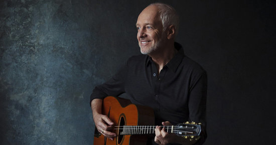 Peter Frampton Releasing Acoustic Versions Of His Biggest Hits