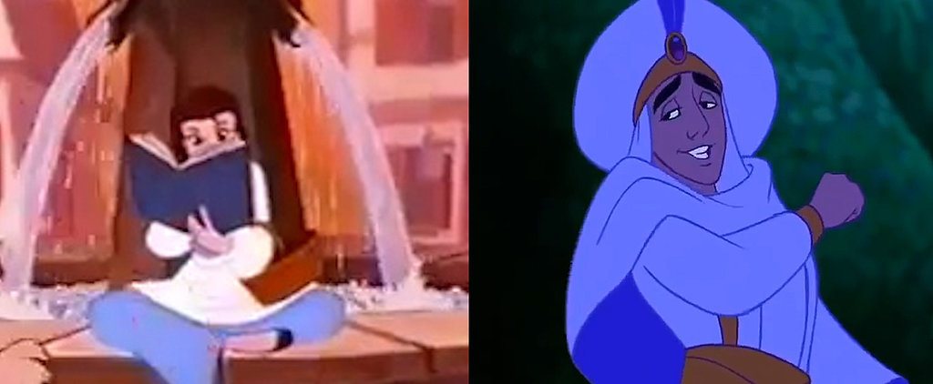This Sneaky Aladdin/Beauty and the Beast Connection Will Blow Your Mind