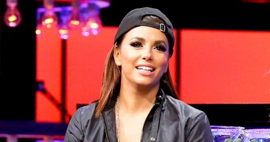 Eva Longoria Did Not Wear Apple Bottom Jeans on 'Lip Sync Battle,' But She Did Dominate Flo Rida's 'Low': Watch Now!