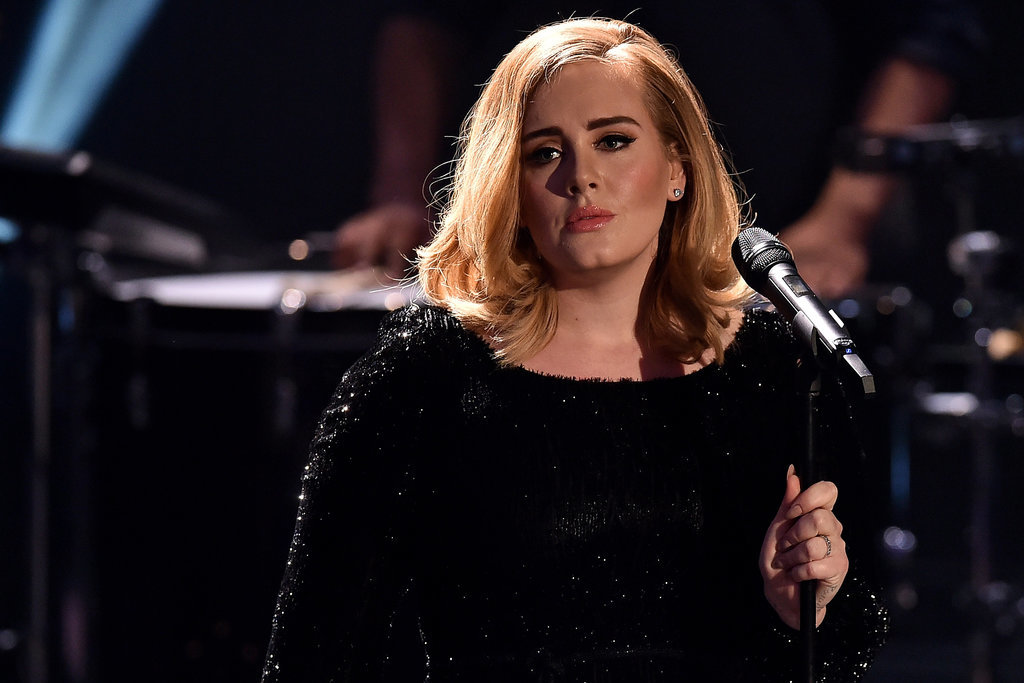 """Alive"" — Adele"