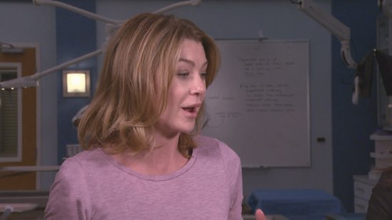 EXCLUSIVE: Ellen Pompeo Not Sure If 'Grey's Anatomy' Fans Can 'Handle' Meredith's Brutal Attack