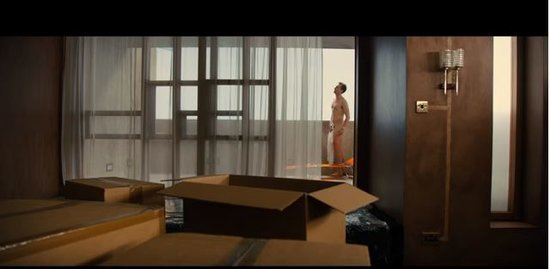 Tom Hiddleston is nearly naked and sunbathing in new trailer for High Rise with Sienna Miller, Elisabeth Moss, Luke Evans, and J