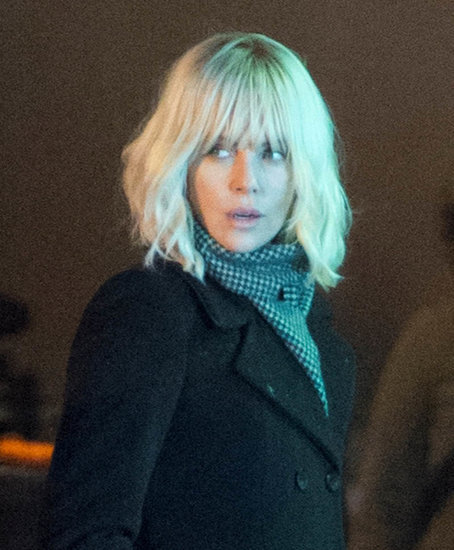 Charlize Theron on the set of The Coldest City in Berlin and negotiating to play villain in Fast 8