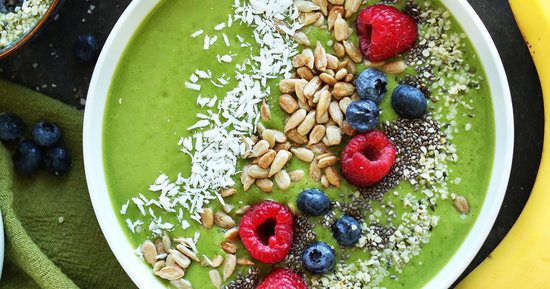 Smoothie Bowl Recipes For All Your Breakfast Needs