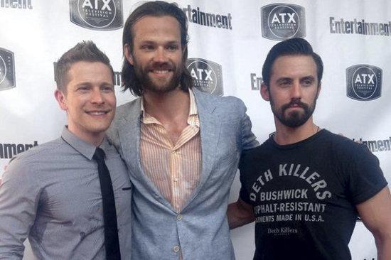 Jared Padalecki, Milo Ventimiglia, And Matt Czuchry Confirmed For Gilmore Girls