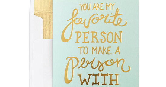 19 Cute, Cheeky Valentines To Give Your Partner In Parenting