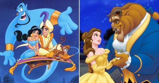 'Aladdin' & 'Beauty & the Beast' Share a Surprising Connection