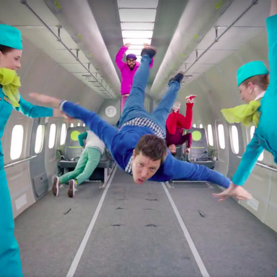 OK Go's New Video Was Shot in Zero Gravity, and It Will Blow Your Entire Mind