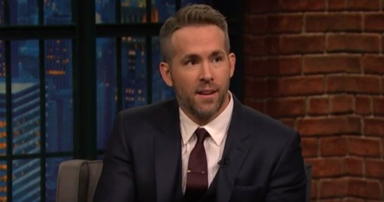 Ryan Reynolds' Post-Birth Advice Is Awesomely Spot-On