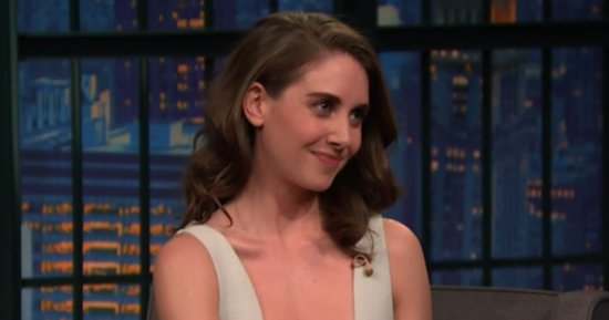 Alison Brie Once Peed In Her 'Mad Men' Costume, But Shot A Scene Anyway