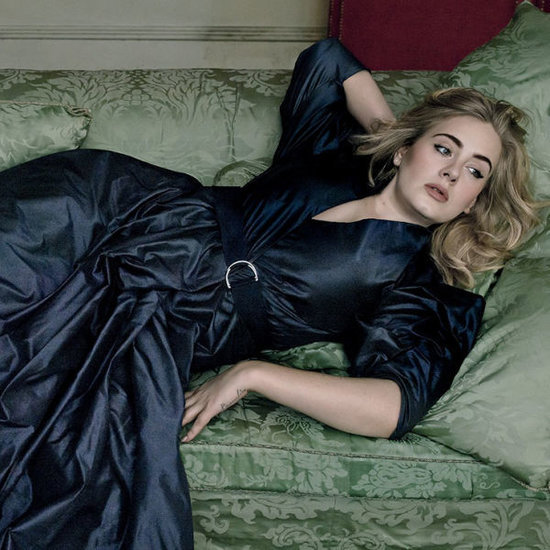 Something's Different About Adele's New Vogue Cover