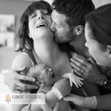 These Raw Photos of the Moment Moms Meet Their Newborns Are Absolutely Breathtaking