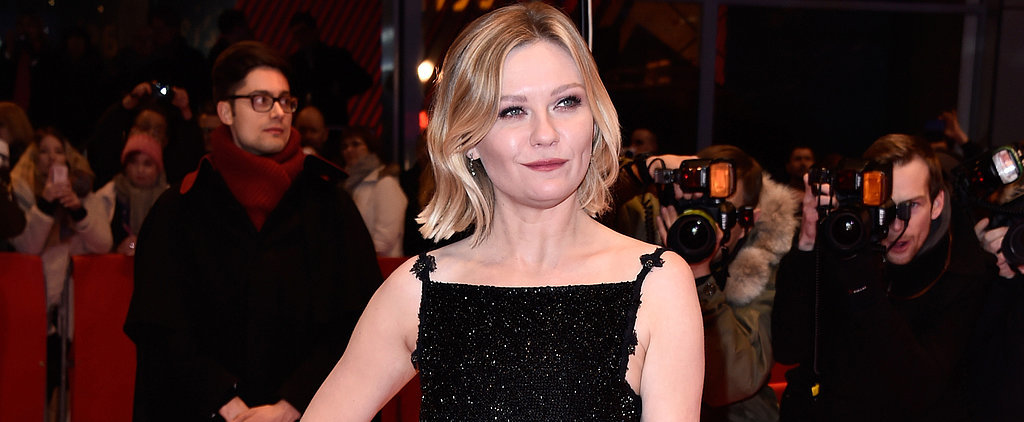 Kirsten Dunst Has the Glam-Girl Moment That You Never Saw Coming