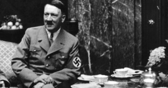 Turns Out Hitler Might've Been Particular About How He Took His Tea